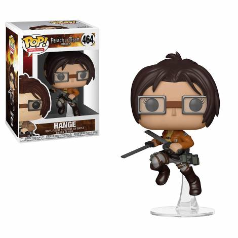 POP! Animation: Attack on Titan S3 - Hange #464 Vinyl Figure