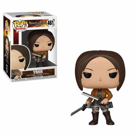 POP! Animation Attack on Titan S3 - Ymir #461 Vinyl Figure