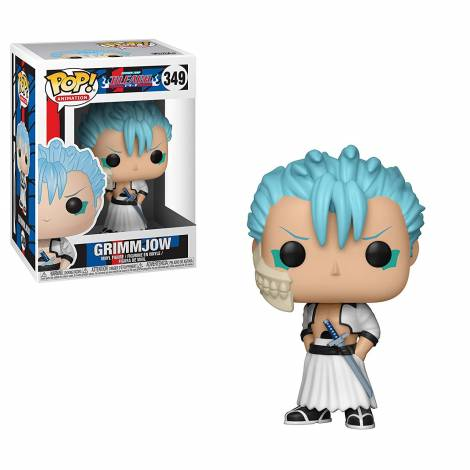 POP! Animation: Bleach - Grimmjow #349 Vinyl Figure