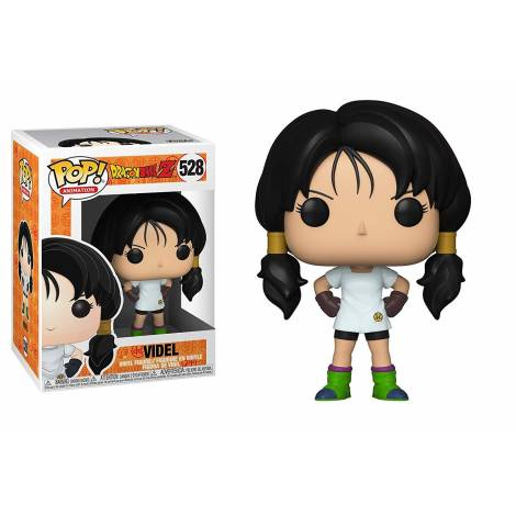 Pop! Animation: Dragon Ball Z S5 - Videl 528 Vinyl Figure