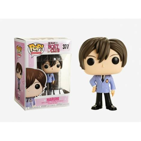 POP! Animation: Ouran High School Host Club - Haruhi (As Boy) #377 Vinyl Figure