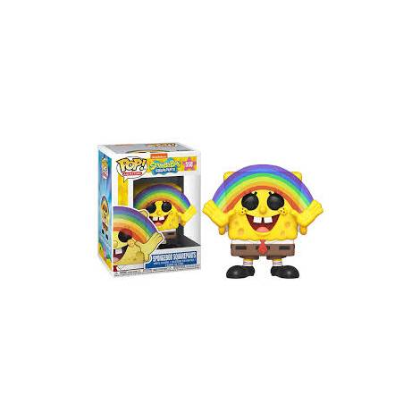 Pop Animation: Spongebob Spongebob Rainbow