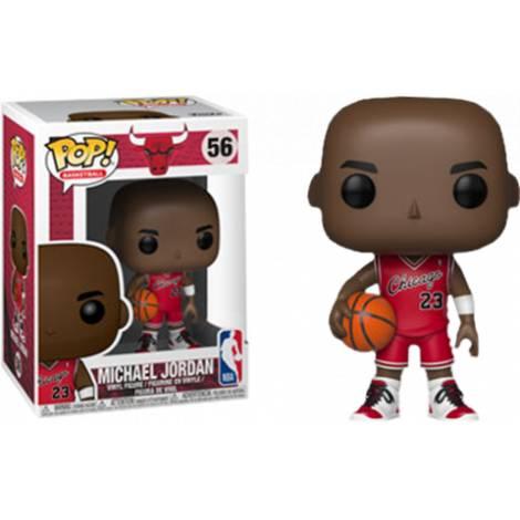 POP! Basketball: Bulls - Michael Jordan (Rookie Uniform) #56 Vinyl Figure
