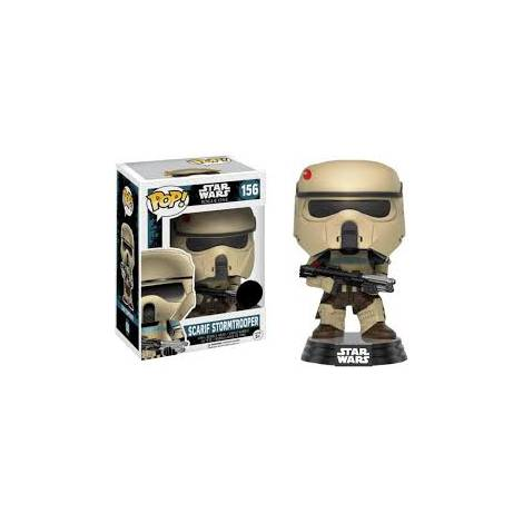 POP! Bobble Scarif Stormtrooper Chest Stripe #156