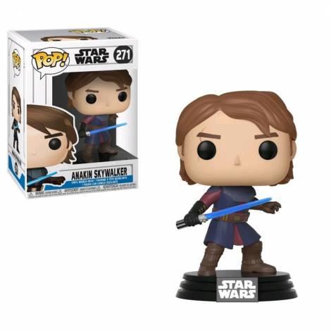 POP! Bobble: Star Wars: Clone Wars: Anakin #271 Vinyl Figure