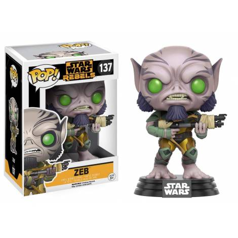 POP! Bobble Zeb #137
