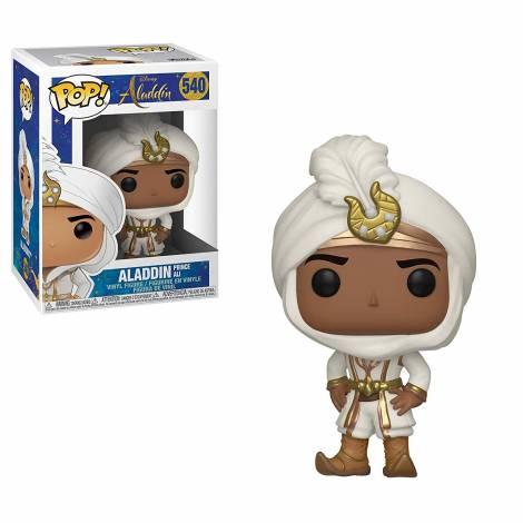POP! Disney: Aladdin - Aladdin Prince Ali #540 Vinyl Figure