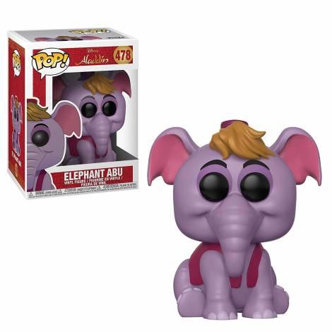 POP! Disney: Aladdin - Elephant Abu #478 Vinyl Figure