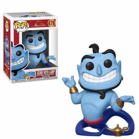 POP! Disney: Aladdin - Genie with Lamp #476 Vinyl Figure