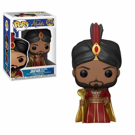 POP! Disney: Aladdin - Jafar The Royal Vizier #542 Vinyl Figure
