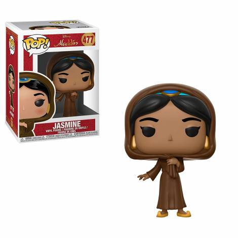 POP! Disney: Aladdin - Jasmine in Disguise * #477 Vinyl Figure
