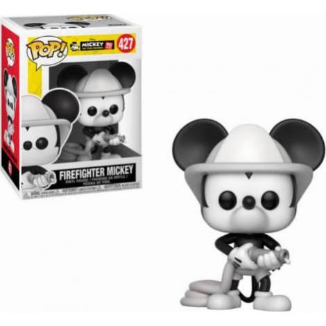 POP! Disney: Firefighter Mickey #427 Vinyl Figure