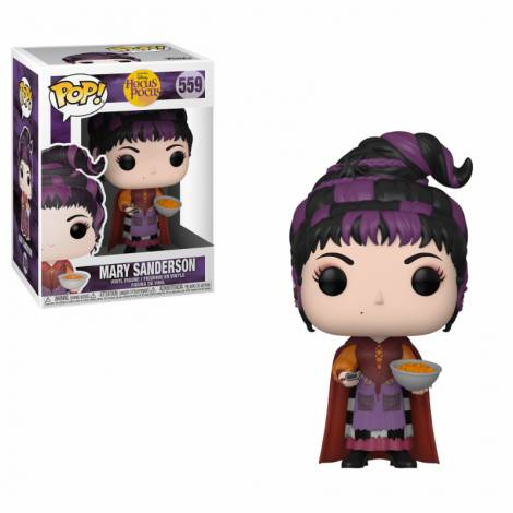 POP Disney: Hocus Pocus - Mary with Cheese Puffs 559