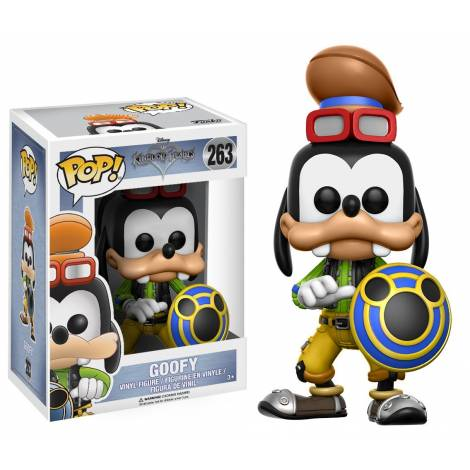 POP! DISNEY: KINGDOM HEARTS - GOOFY #263 VINYL FIGURE