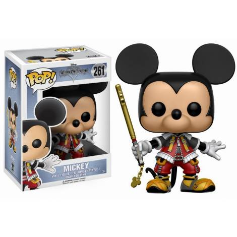 POP! Disney: Kingdom Hearts - Mickey #261 Vinyl Figure