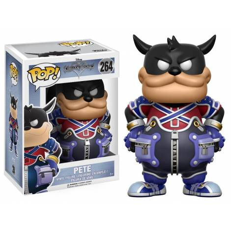 POP! DISNEY: KINGDOM HEARTS - PETE #264 VINYL FIGURE