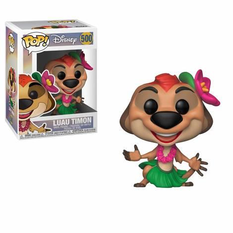 POP! Disney: Lion King - Luau Timon #500 Vinyl Figure