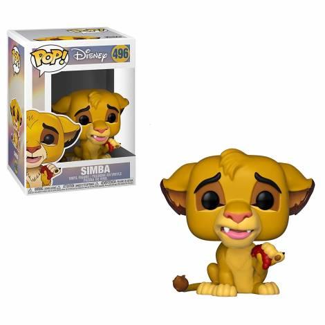 POP! Disney: Lion King - Simba #496 Vinyl Figure