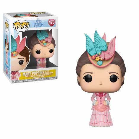 POP! Disney: Mary Poppins: Mary (Pink Dress) #473 Vinyl Figure