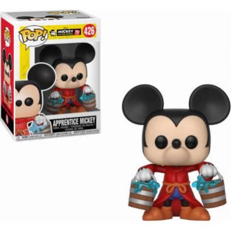 POP! Disney Mickey's 90th Years - Apprentice Mickey #426 Vinyl Figure
