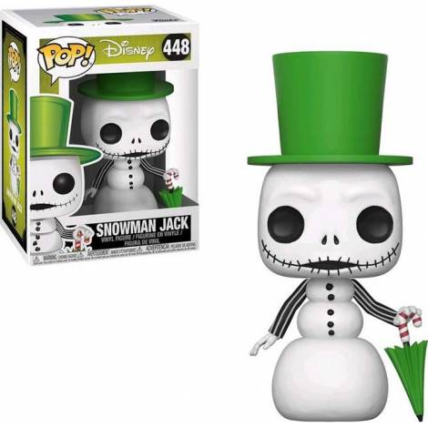 POP! Disney: Nightmare Before Christmas - Snowman Jack #448 Vinly Figure