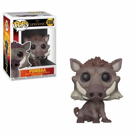 POP! Disney: The Lion King - Pumbaa #550 Vinyl Figure