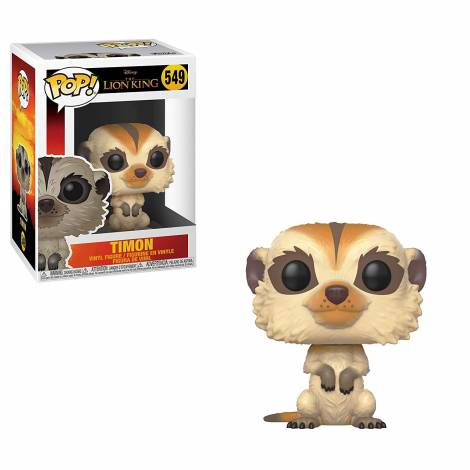 POP! Disney: The Lion King - Timon #549 Vinyl Figure