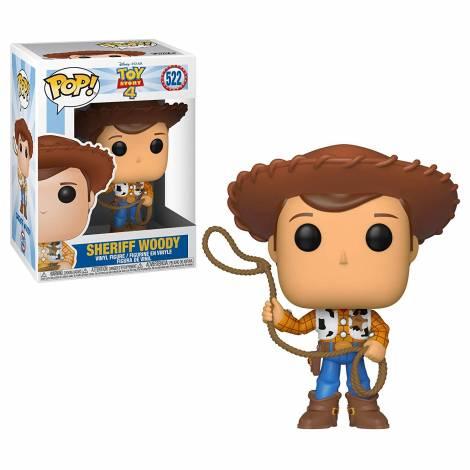 POP! Disney: Toy Story 4 - Sheriff Woody #522 Vinyl Figure