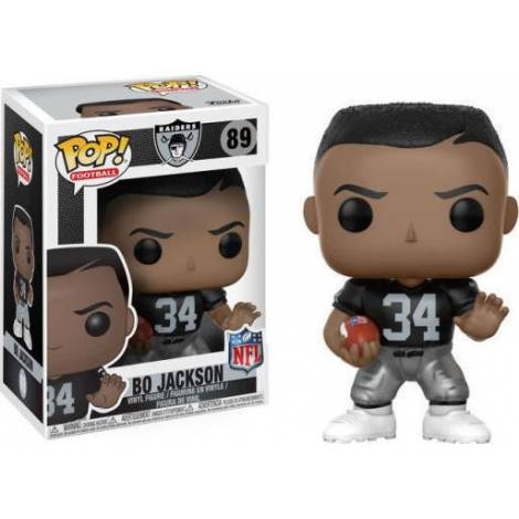 POP! Football NFL: Raiders - Bo Jackson #89 Vinyl Figure