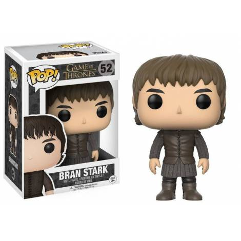 POP! Game of Thrones: Bran Stark #52 Vinyl Figure