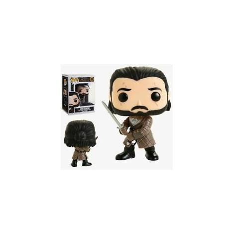 POP! Game Of Thrones : Jon Snow #80 Vinyl Figure
