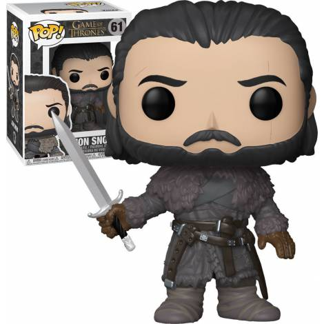 POP! Game Of Thrones - Jon Snow (Beyond The Wall)