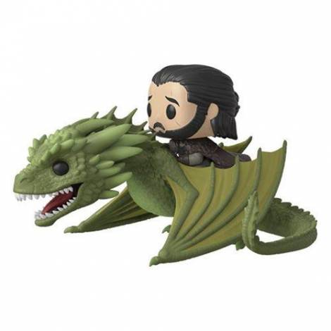 POP! Game Of Thrones : Jon Snow & Rhaegal #67 Vinyl Figure