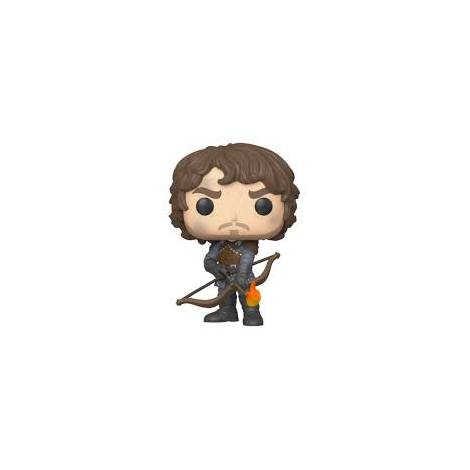 POP! Game Of Thrones : Theon Greyjoy With Flaming Arrows #81 Vinyl Figure