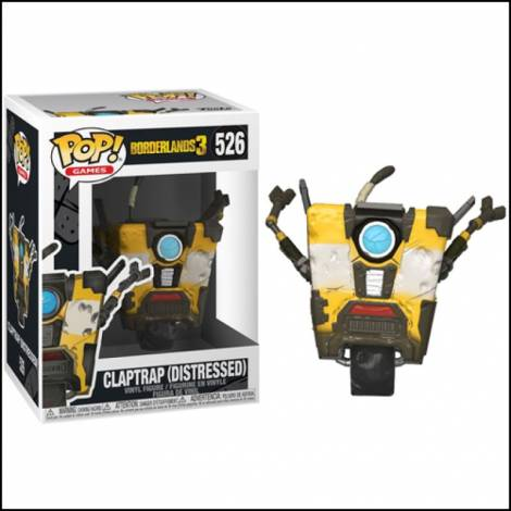 POP! Games: Borderlands 3 - Claptrap #526 Vinyl Figure