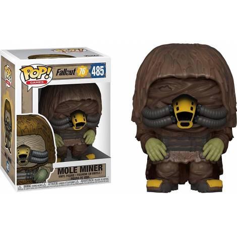 POP! Games: Fallout 76 - Mole Miner #485 Vinyl Figure