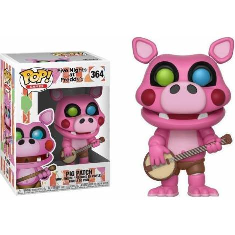 POP! Games: Five Nights at Freddy's Pizza Simulator - Pigpatch #364 Vinyl Figure
