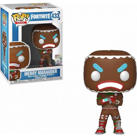 POP! Games: Fortnite - Merry Marauder #433 Vinyl Figure