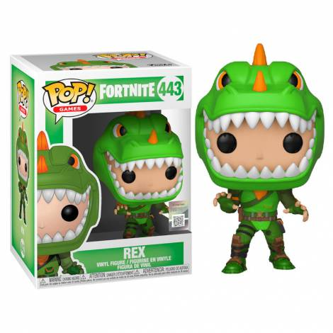 POP! Games: Fortnite - Rex #443