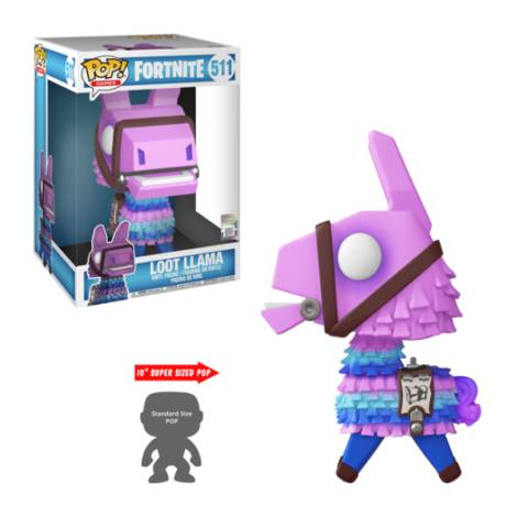 Pop Games: Fortnite S3 - Loot Llama 10