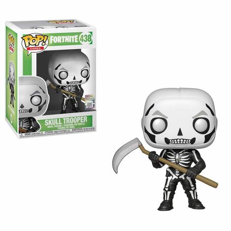 POP! Games: Fortnite - Skull Trooper #438 Vinyl Figure