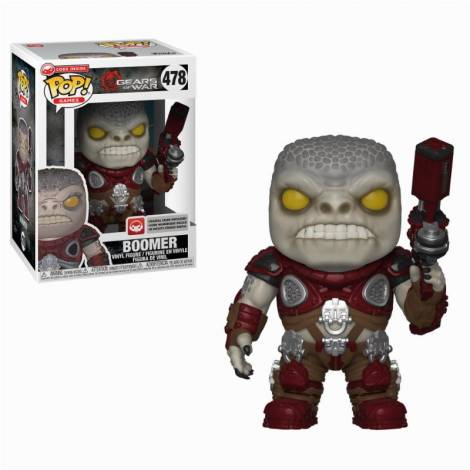 POP! Games: Gears of War S3 - Boomer