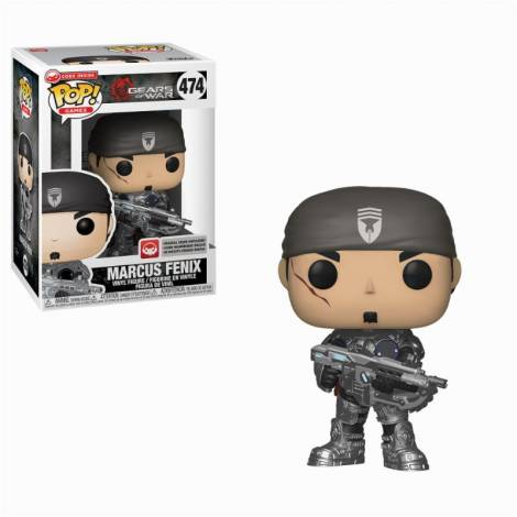 POP! Games: Gears of War S3 - Marcus
