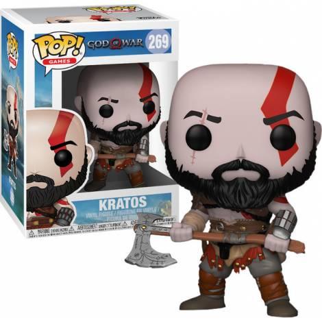 POP! Games: God of War - Kratos #269 Vinyl Figure