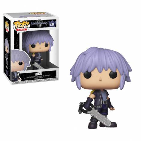 POP! Games - Kingdom Hearts 3: Riku #488 Vinyl Figure