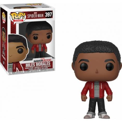 POP! Games: Marvel - Spider-Man S1 - Miles Morales #397