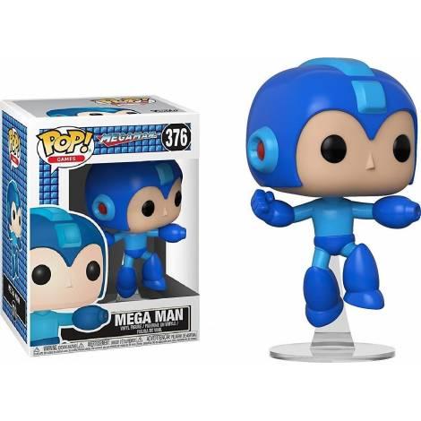 POP! Games: MegaMan - Mega Man (Jumping) #376 Vinyl Figure