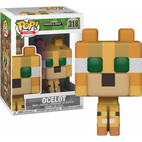 POP! Games: Minecraft - Ocelot* #318 Vinyl Figure