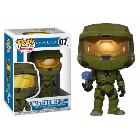 POP! Halo: Halo - Master Chief With Cortana #07 Vinyl Figure