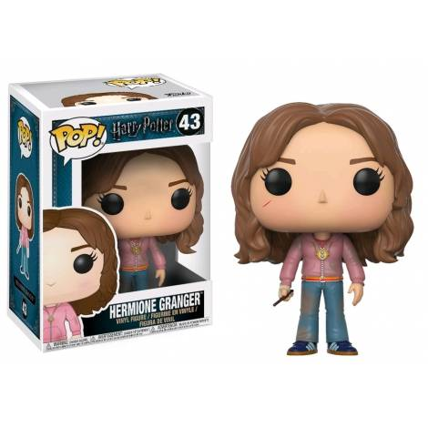 POP! Harry Potter - Hermione with Time Turner #43 Vinyl Figure
